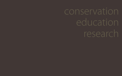 Conservation, Education, Research